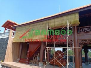 Lắp Đặt Mành Tre Trúc Tại Nhơn Trạch Đồng Nai.